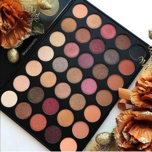 Morphe Makeup - 🔥NEW Morphe 35F – Fall into Frost Palette🔥